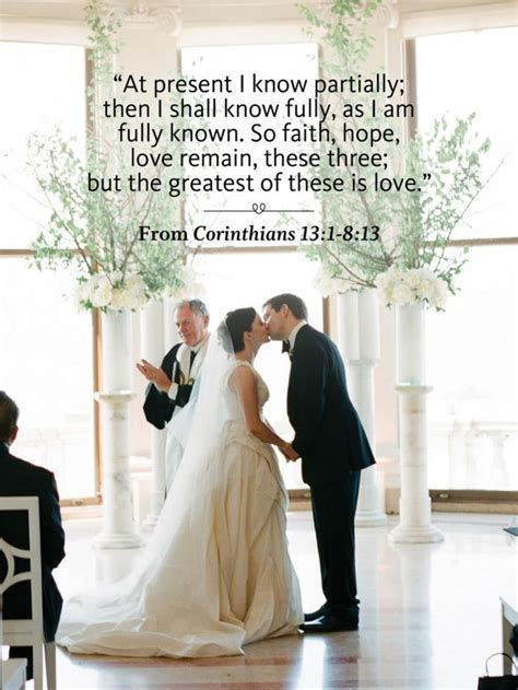 17 Best ideas about Wedding Scripture on Pinterest