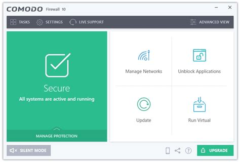 best free firewall antivirus 5 best free firewall software for windows 10 in 2019 the