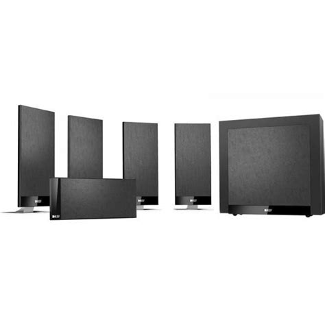 kef t105 home theatre speaker system the vinyl revivers