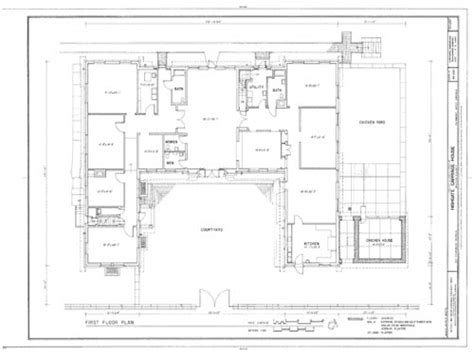Tudor Revival Floor Plans | old english tudor style house plans english tudor revival