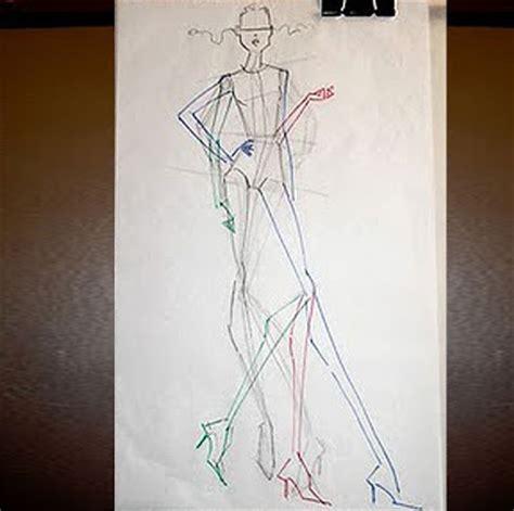 fashion illustration step by step fashionistas daily step by step fashion illustration