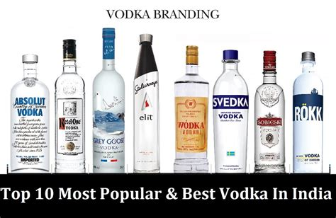 top 10 vodka drinks top 10 most popular and best vodka in india feedmaza