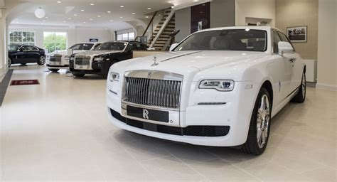 buying rolls royce wealthy buying less rolls royces to avoid