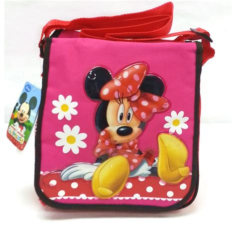 Pororo Totebag disney minnie mouse lunch tote bag clothing
