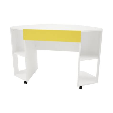 Kid Corner Desk Shop Nexera Taxi Corner Desk At Lowes