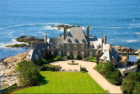 Cape Cod Style Homes Interior by Estate Of The Day 19 Million Seafair Mansion In Newport