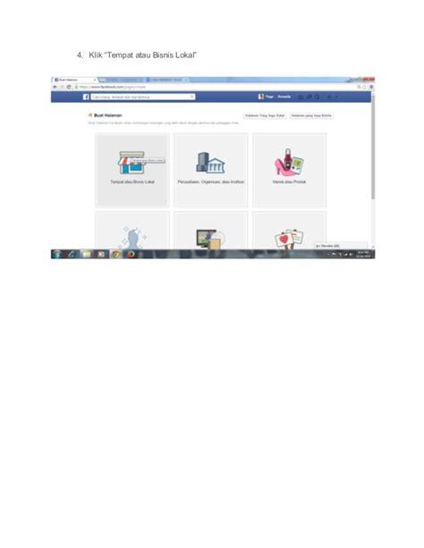 membuat share facebook php cara membuat facebook page