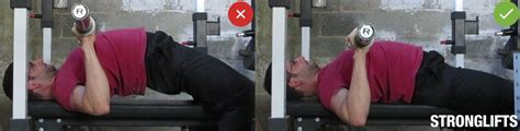 bench press how low how to bench press with proper form the definitive guide stronglifts