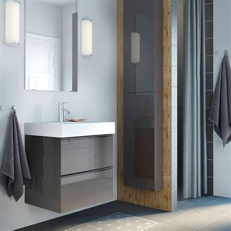 badezimmer vanity tiefe hochgl 228 nzend modern ikea