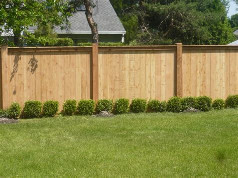 Backyard Fence Ideas Dreams And Epiphanies Backyard Fence Before And After