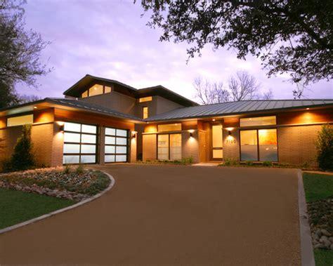 modern contemporary ranch house carport vs garage ccd engineering ltd