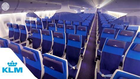economy comfort klm klm 360 experience b777 economy comfort youtube