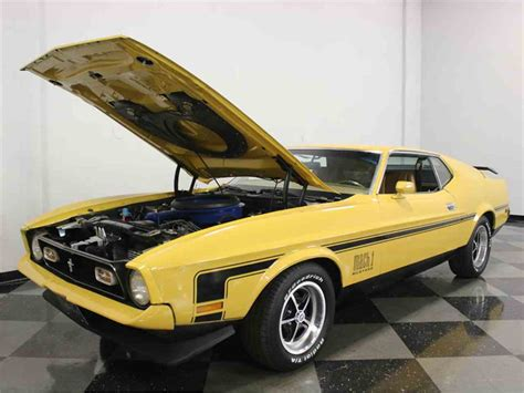 1971 mustang mach 1 for sale 1971 ford mustang mach 1 for sale classiccars cc