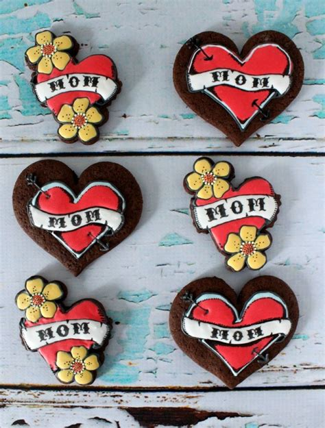 i heart mom tattoo i cookies search and cookies