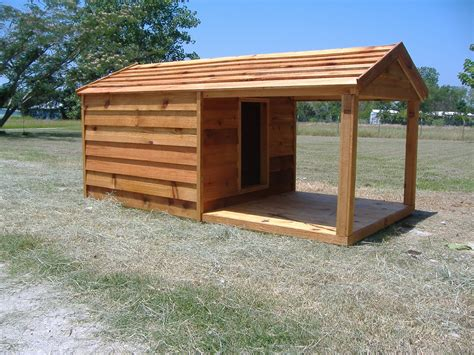 insulated dog houses large dogs how to build a dog house blueprint home improvement