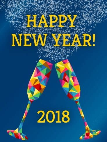 best photo cards for 2018 photo card reviews happy new year cards 2018 new year greeting cards ecards