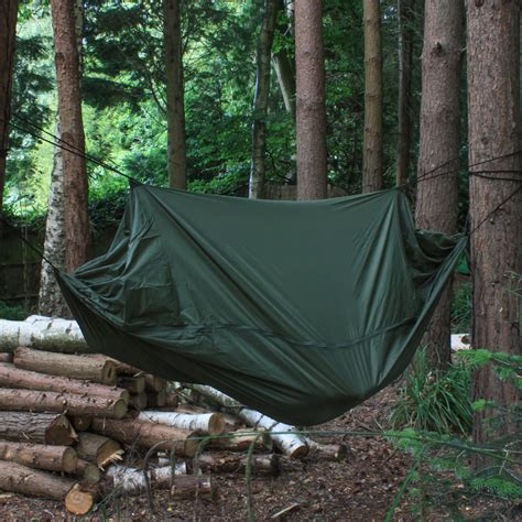 Hamac Bushcraft by Andes Cing Jungle Hammock Hiking Survival