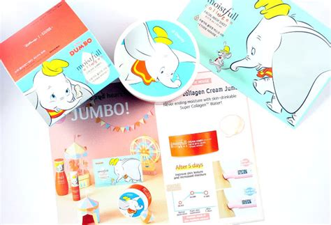 Etude House Disney Dumbo Moistfull Collagen Mask Sheet etude house pink box september moistfull collagen x