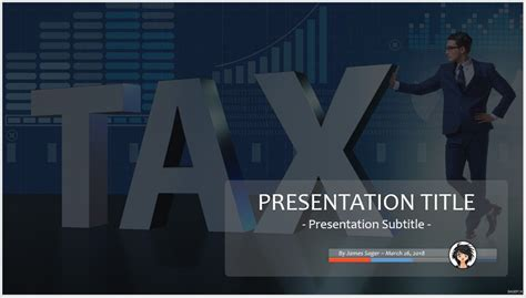 Free Tax Powerpoint 86761 Sagefox Powerpoint Templates Tax Ppt Templates Free