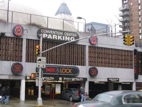 Parking Garage Manhattan by 42nd In Midtown Manhattan Part Three Eighth Avenue