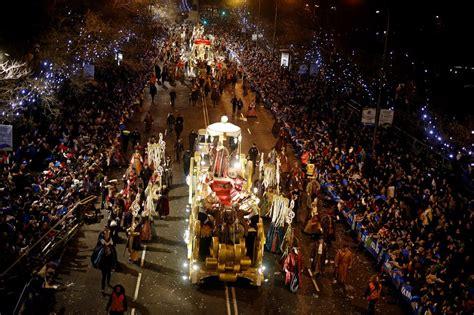fotos reyes magos madrid 2015 fotos cabalgata de los reyes magos los reyes magos