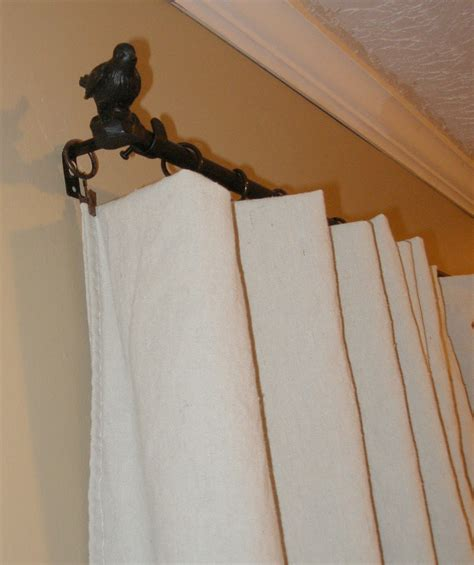 drop the curtain curtains ideas drop cloth curtains with grommets