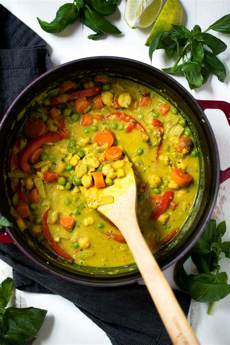 Thai Kitchen Green Curry Recipe by Healing Lemongrass Chickpea Thai Green Curry With Toasted