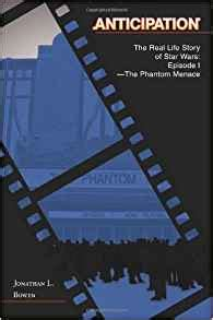 Wars Episode I The Phantom Manace Story Book 01 36 anticipation the real story of wars