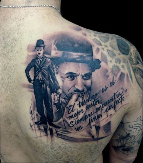 charlie chaplin tattoo ideas tattoo designs