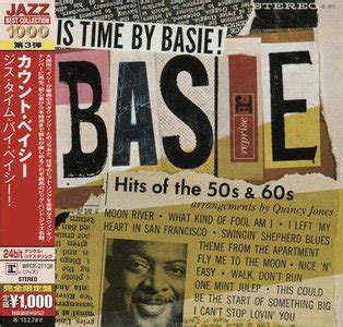big band swing hits count basie his orchestra this time by basie hits of