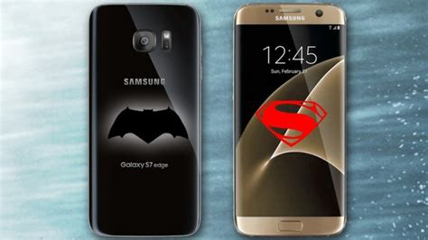 galaxy s7 edge may a batman vs superman edition news