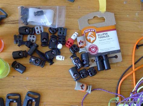 backpack gear loops backpacking gear repair hacks section hikers backpacking