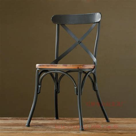 retro metal chairs coupon loft american country to do the retro furniture