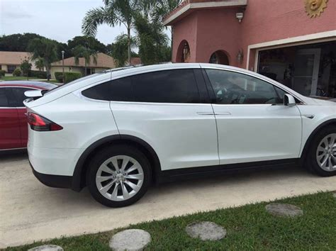tesla model x suv 4 door for sale used cars on buysellsearch