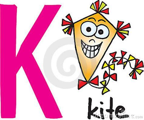 Letter Of Credit Kiting letter k kite royalty free stock image image 10050146