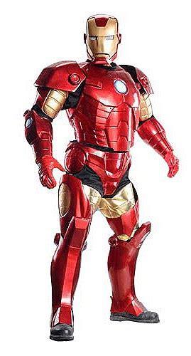 rental iron man supreme adult costume costume castle