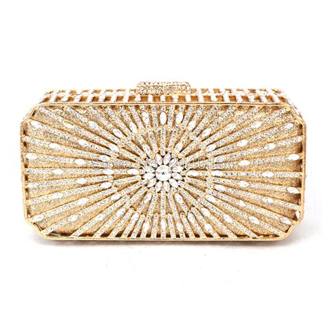 Discount Luxury by Gold Luxury Discount Designer Purses For Brides Sunray
