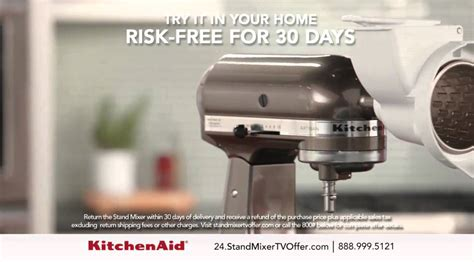 KitchenAid® 5 Quart Stand Mixer   YouTube