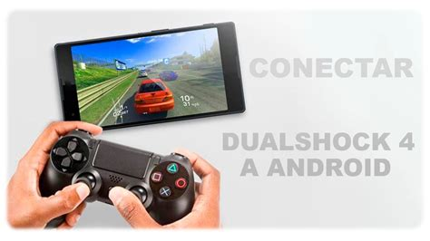 dualshock 4 android como conectar el ps4 dualshock 4 a android root