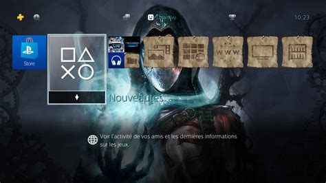 ps4 booty themes koschei t 233 l 233 charger un th 232 me ps4 personnalis 233