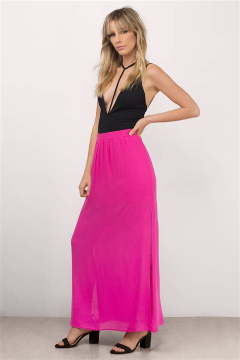 make your style with trendy maxi skirts bingefashion