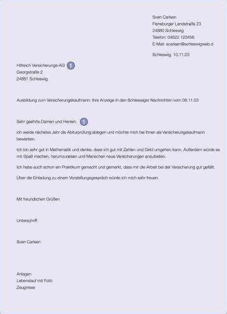 Anschreiben Bewerbung Ausbildung Versicherungskaufmann Anschreiben Misslungen Ellviva De