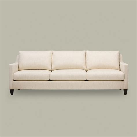 monterey sectional monterey sofa three cushion traditional sofas by