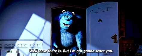 Monsters Inc Closet by Scared Gifs Find On Giphy
