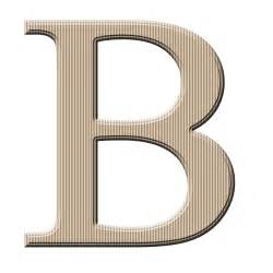 Letter B Template by 4 Best Images Of Printable Capital Letter B Large Single
