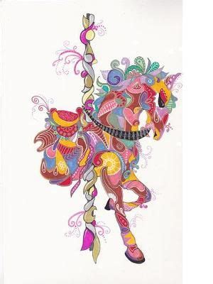 design and doodle pony club 31 best images about zentangle on