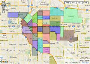 denver co suburbs map pictures to pin on pinsdaddy