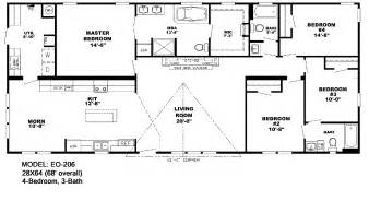 Double wide mobile home floor plans also single wide mobile home