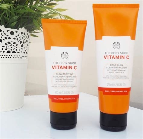 Tthe Chef Glow And Detox Reviews by The Shop Vitamin C Daily Glow Cleansing Glow