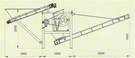 Lem Conveyor Frantumatore A Mascelle Lem 48 25